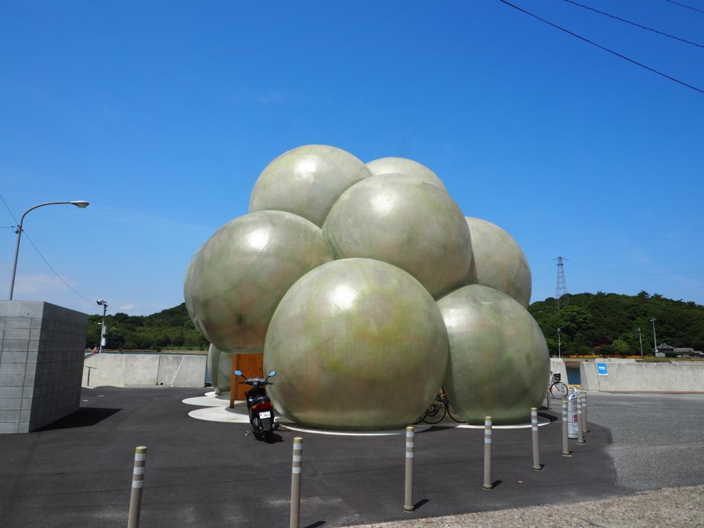 SANAA作直島港ターミナル