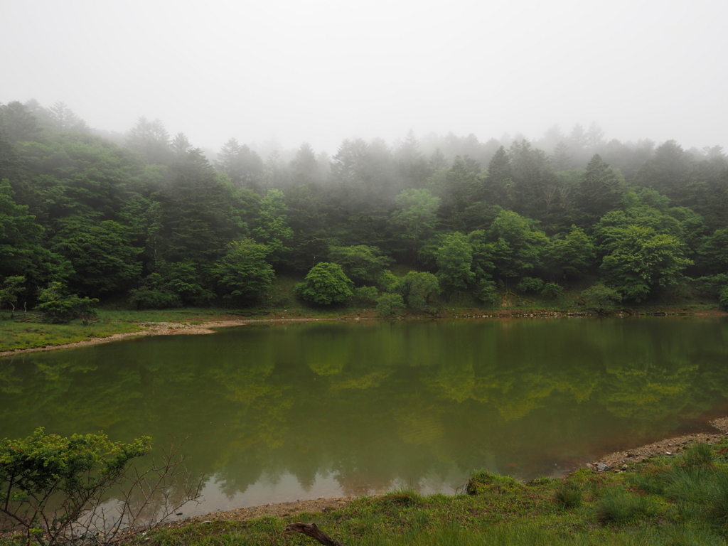 ラフォーレ剣山 夫婦池