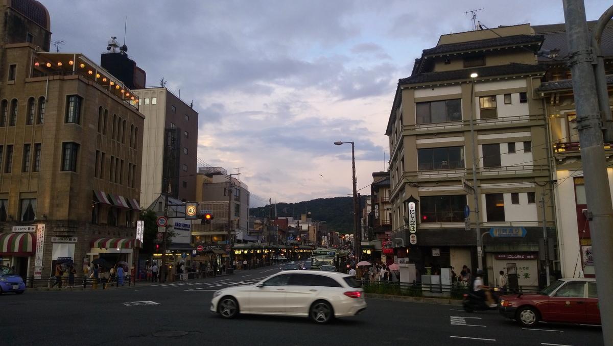 四条通 八坂神社