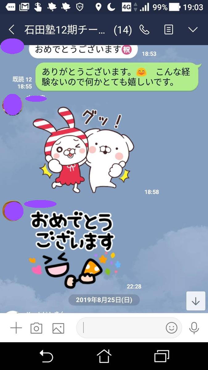 石田塾,ライングループ