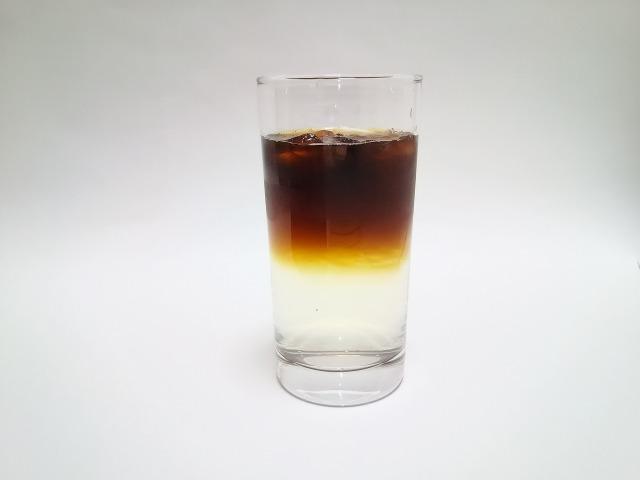 シシリア風レモンスカッシュコーヒー,流行