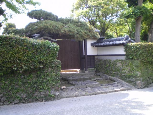 薩摩藩 武家屋敷