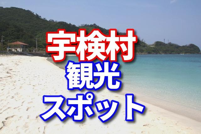 ふるさと納税 宇検村 観光スポット