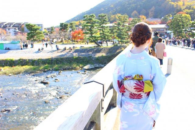 京都 着物 観光