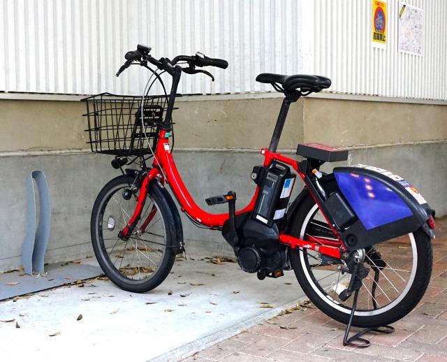 電動自転車の本体の費用