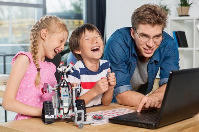 ロボット教室でオンラインのロッボクラブの無料オンライン体験レッスン