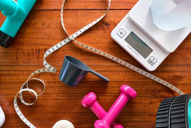 ダイエットに使う器具