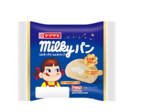 milkyパン