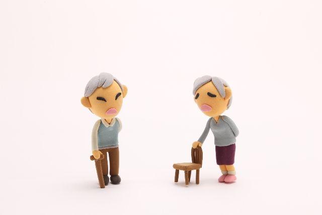 老々介護とは?