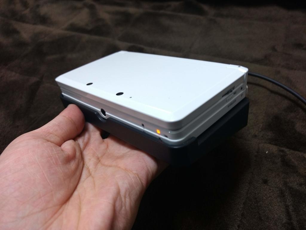 ニンテンドー3DS充電台