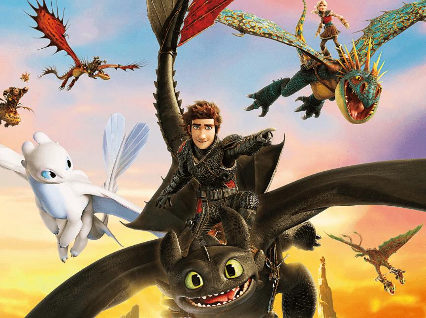 出典:『ヒックとドラゴン3 聖地への冒険』 感想