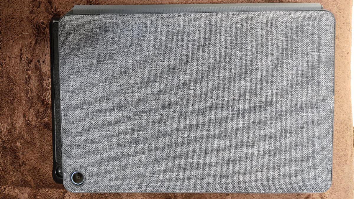 Chromebook Ideapad Duetと同じ10インチのFire HD10とのサイズ比較②
