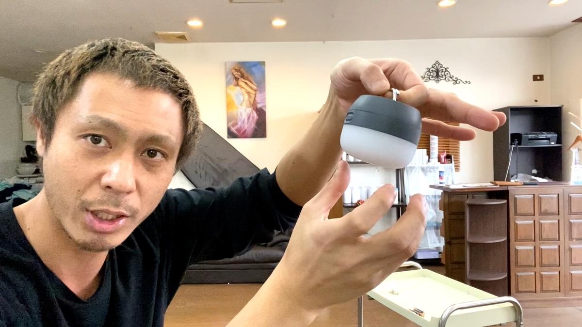 ブラックダイヤモンド(Black Diamond)のモジ(moji)電池交換と使い方