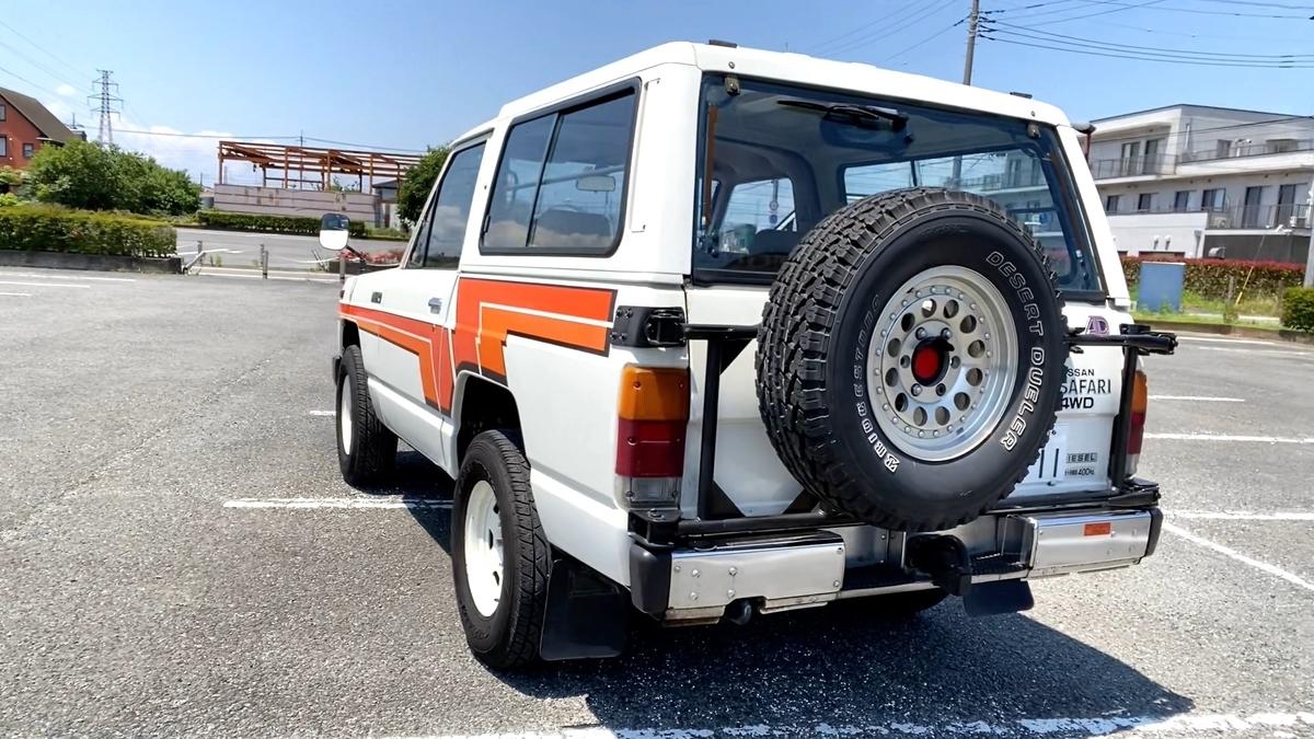 日産サファリ160 パトロール  ディーゼル / NISSAN SAFARI 160 PATROL diesel