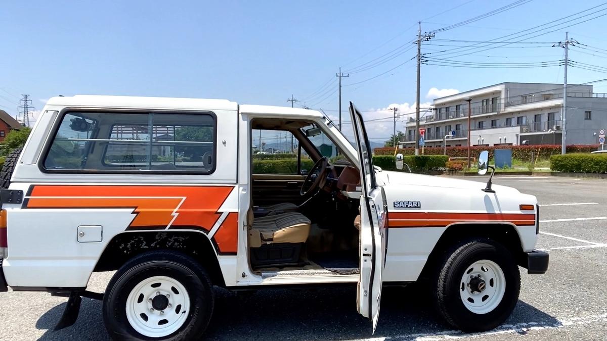 NISSAN SAFARI 160 / Nissan patrol