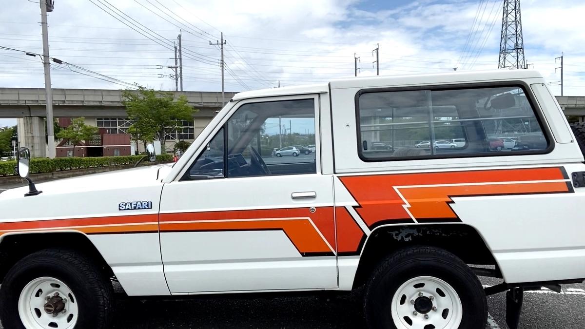 日産 サファリ 初代 Nissan Safari PATROL