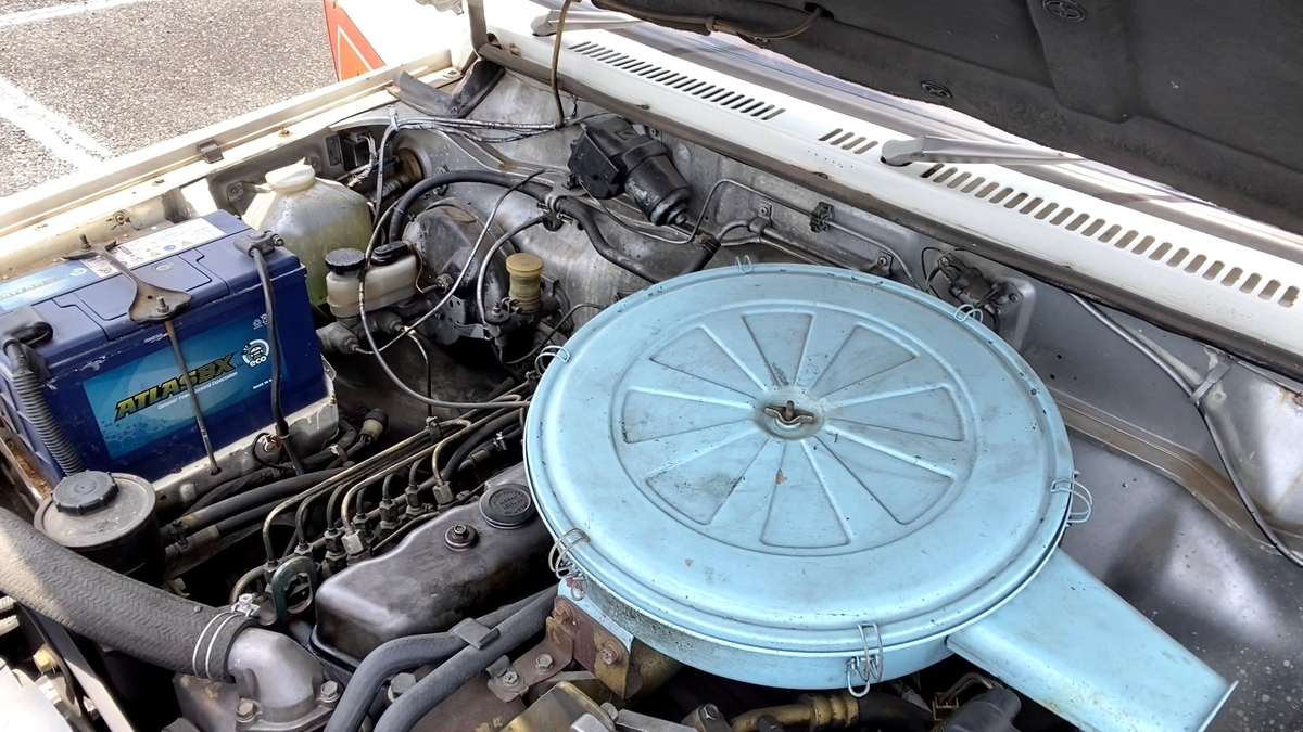 Nissan Patrol (160; 1980)