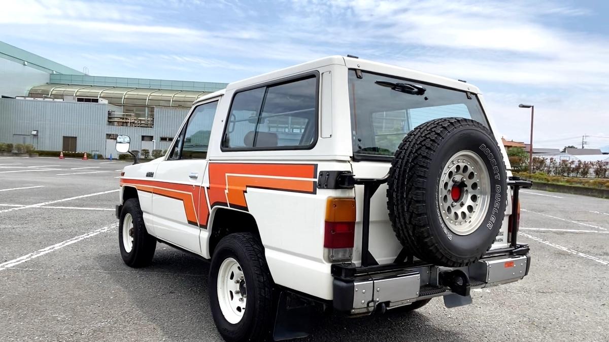 日産 サファリ(初代) 160型系 (1980年-1987年)