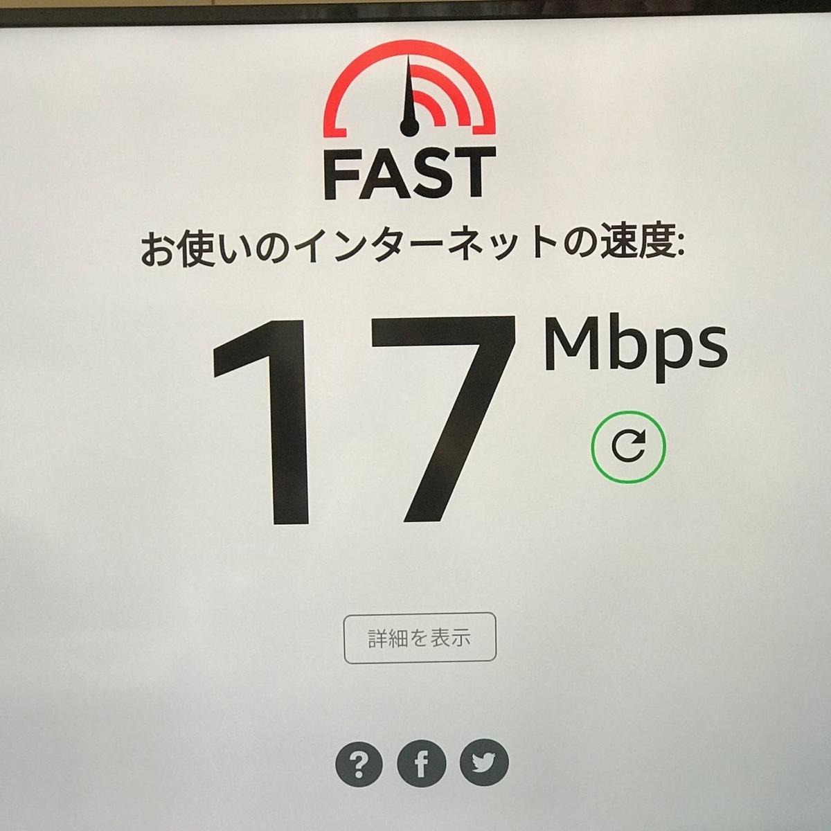 17Mbps