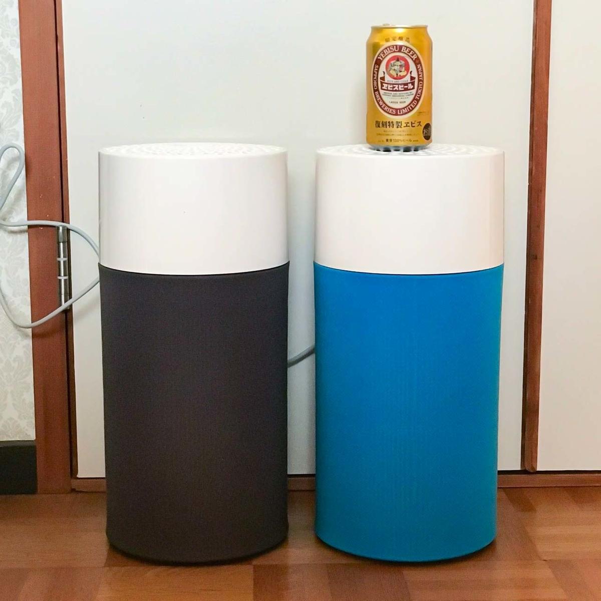 ビール缶との大きさ比較