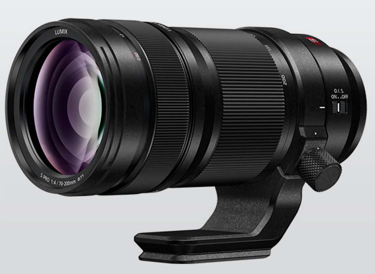 LUMIX S PRO 70-200mm F4 O.I.S.