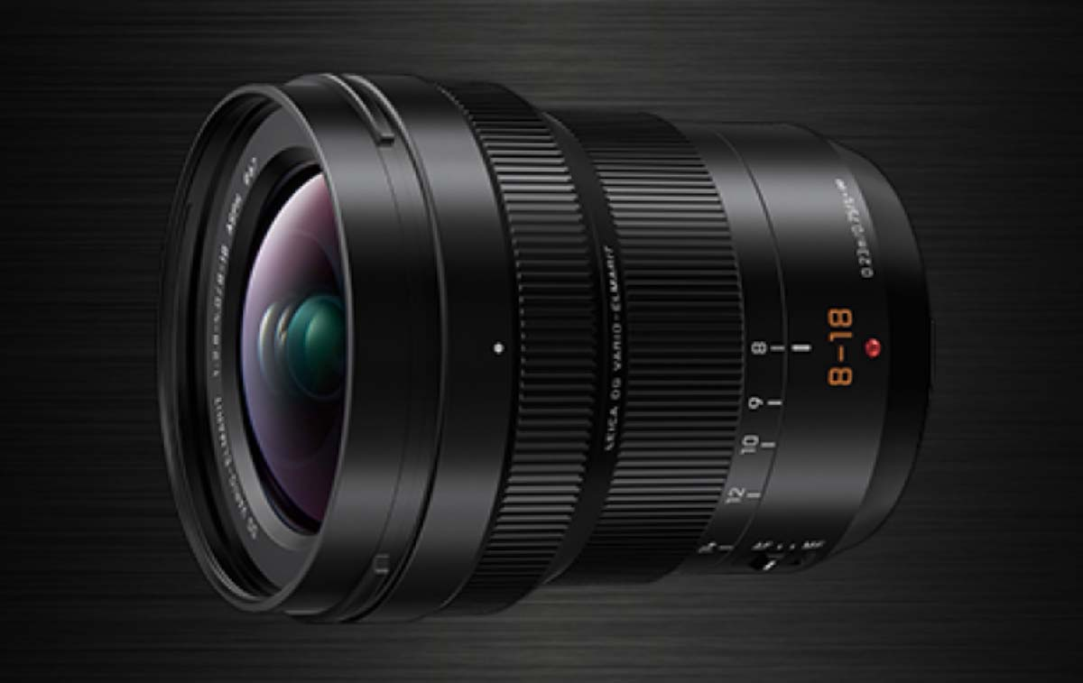LEICA DG VARIO-ELMARIT 8-18mm/F2.8-4.0 ASPH.