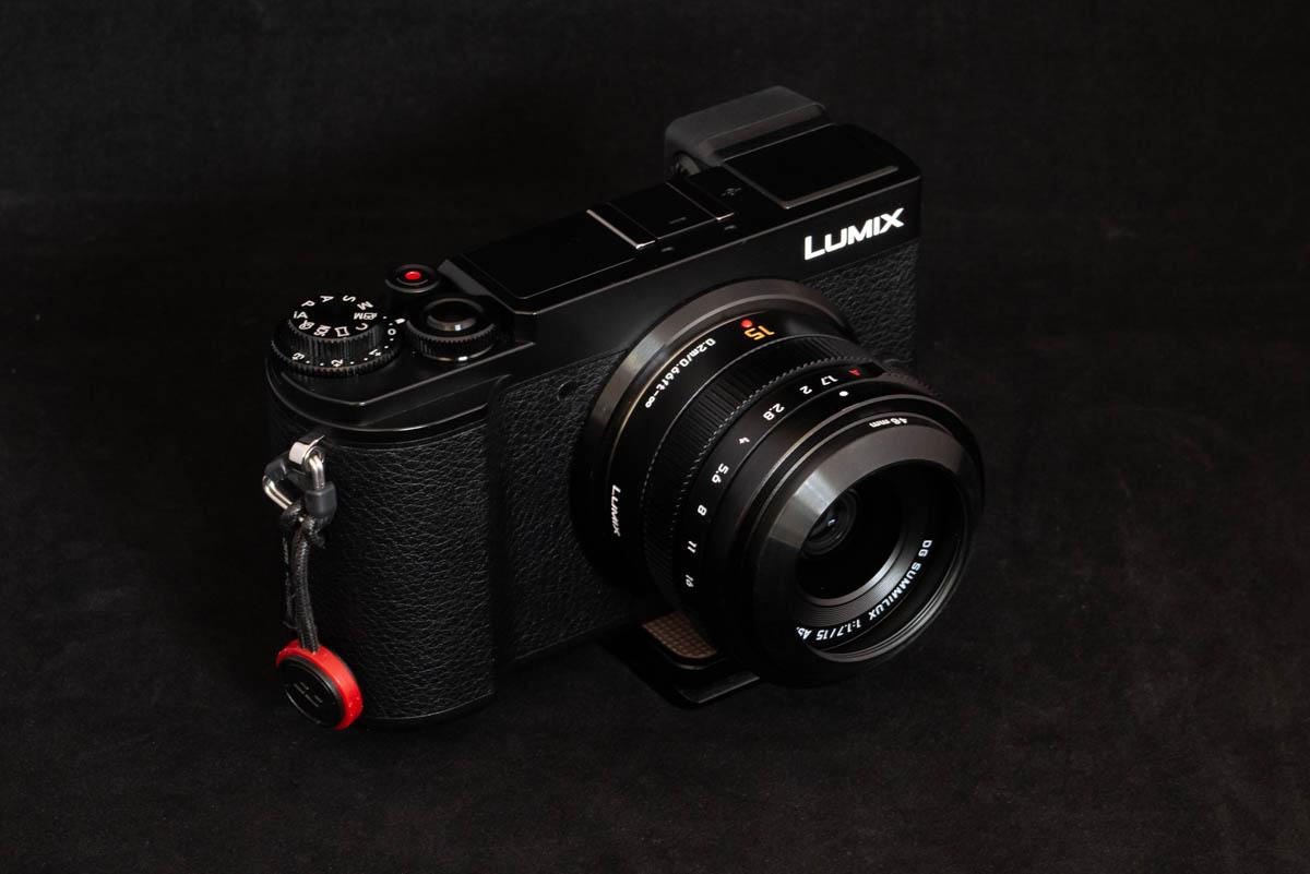 LEICA DG SUMMILUX 15mm/F1.7 ASPH.