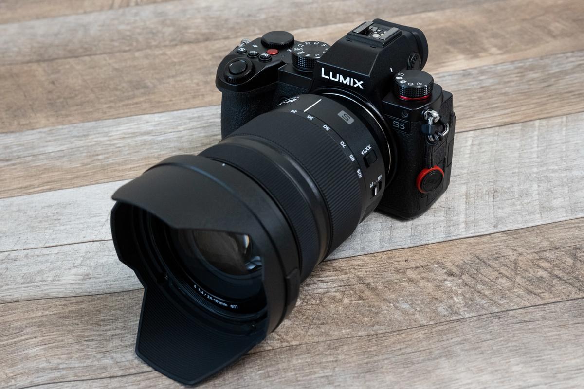 LUMIX S 24-105mm F4 MACRO O.I.S.