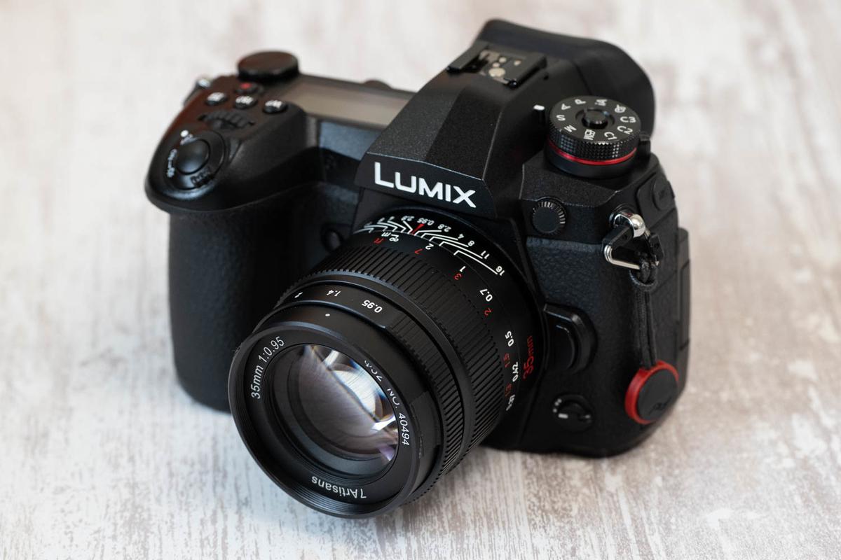 LUMIX G9 PRO