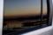 京都新聞写真コンテスト ガラスに映る湖