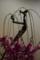 京都新聞写真コンテスト 枝垂れ柳のコラボ