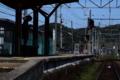 京都新聞写真コンテスト ローカル線の女