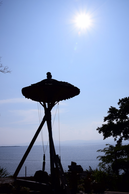 京都新聞写真コンテスト 見張り台