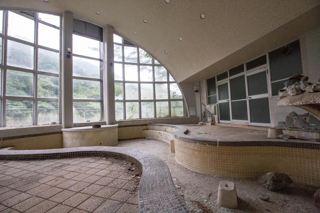 綺麗な大浴場