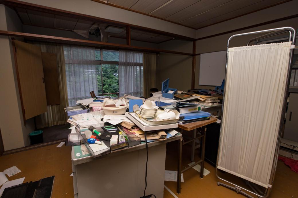 業務の部屋