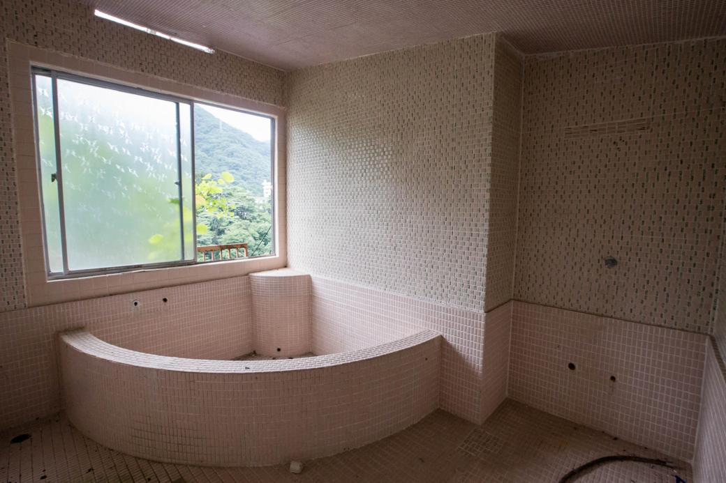 扇風呂全景