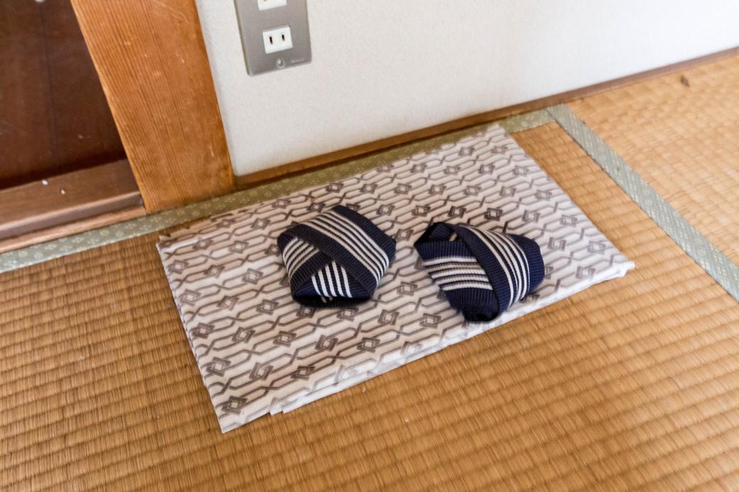 館内用の浴衣