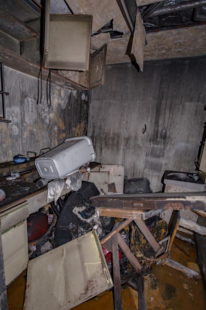 地下室の部屋