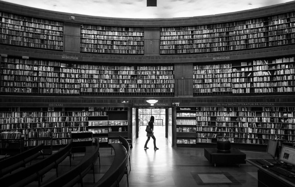 図書館っぽい画像、実は違うかもしれない