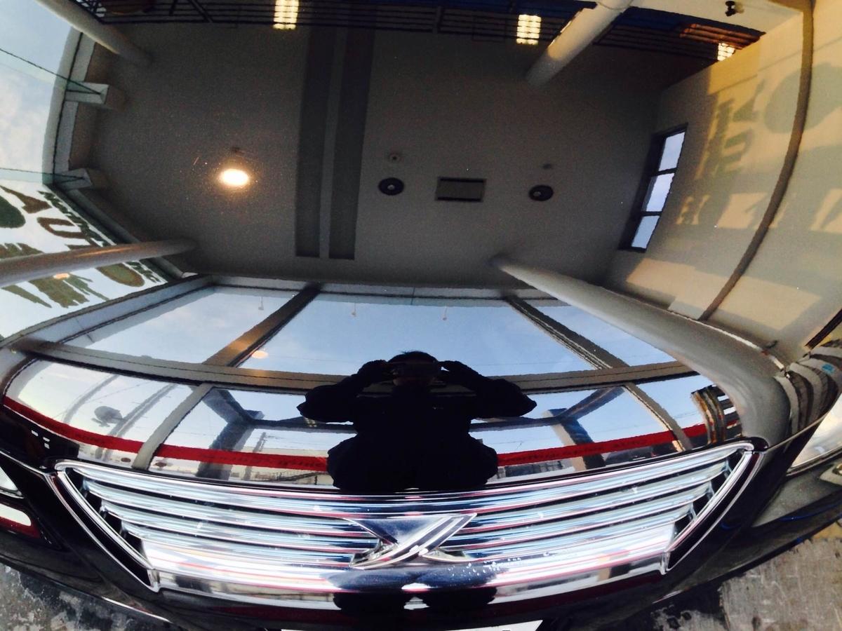 トヨタ/マークXのボディコーティング 1年間ノンワックス保証「マニキュアコート」札幌1