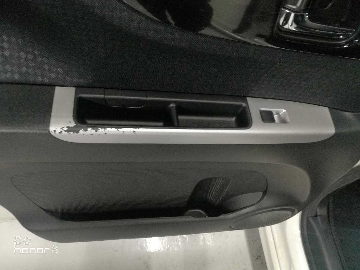 ホンダ/N-BOX ドアトリム塗装剥がれの補修 札幌