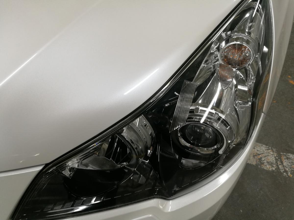 スバル/レガシィ ヘッドライト研磨+コーティング 札幌