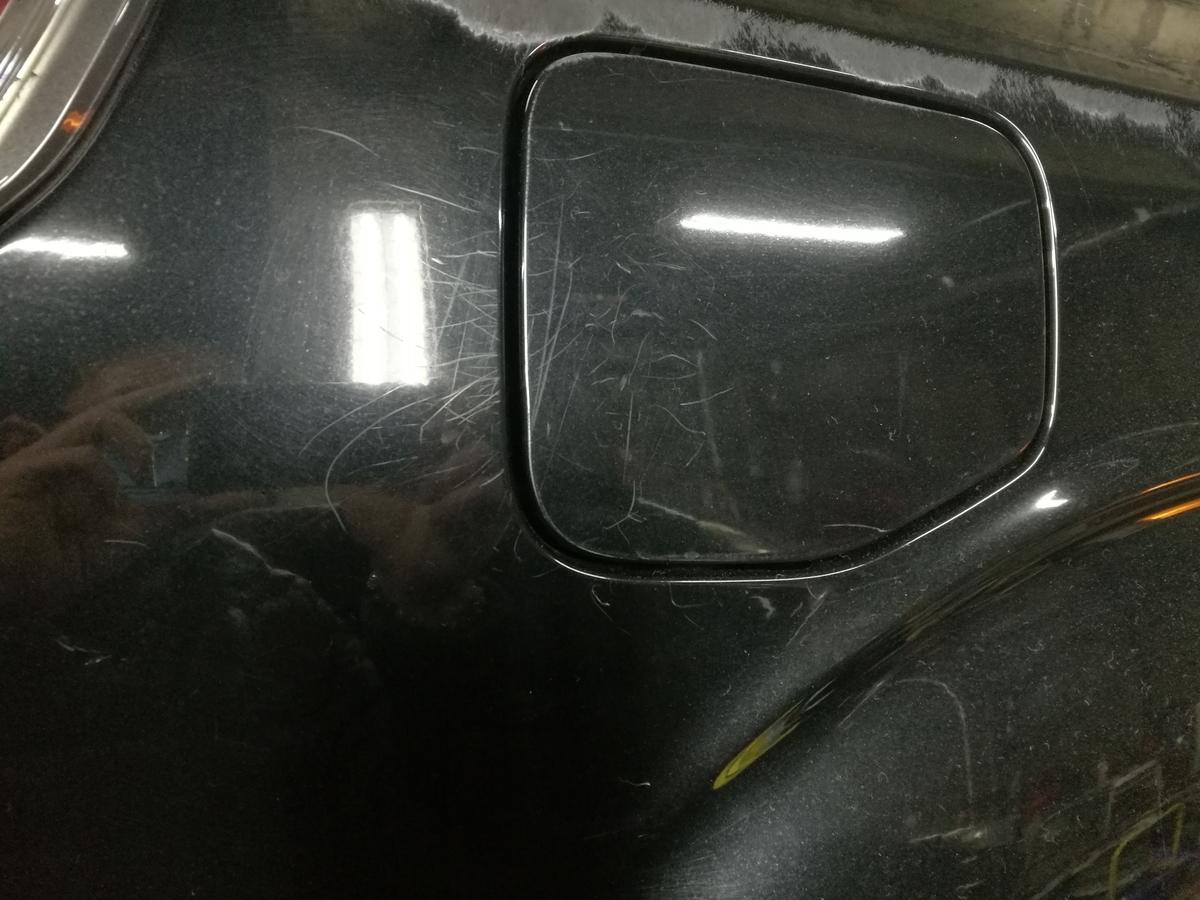トヨタ/ハリアー・スバル/フォレスター・日産/エクストレイルのボディ研磨 +ボディコーティング 札幌