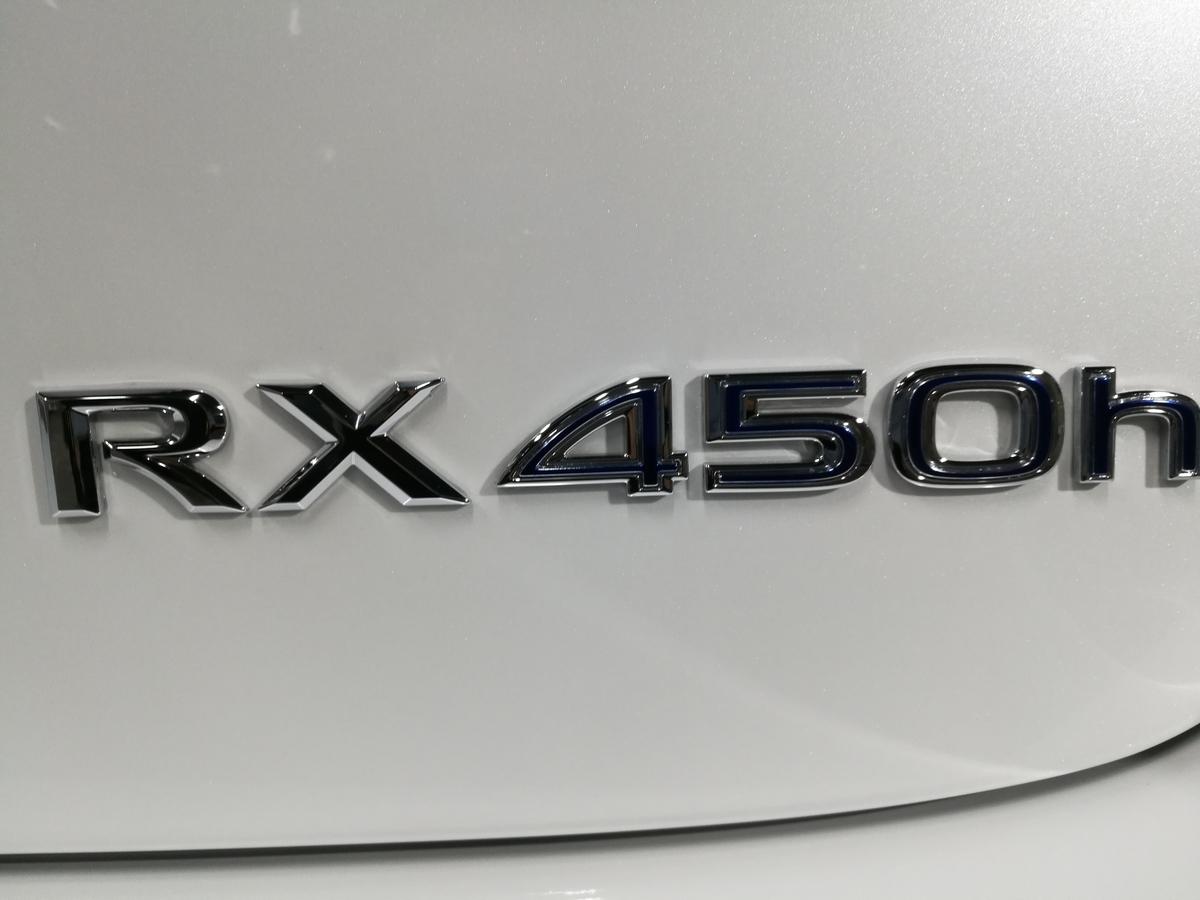 LEXUS/ RX450h 研磨+超撥水被膜形成ガラスコーティング 札幌