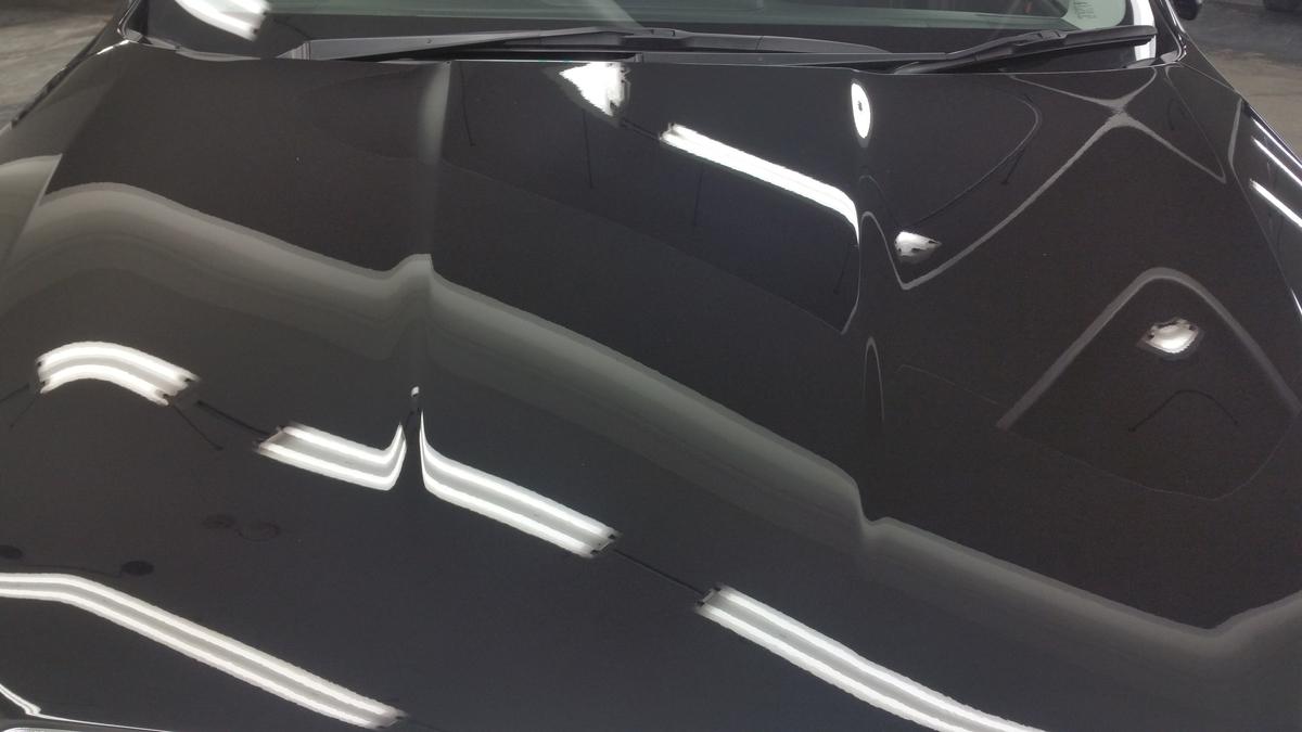 スバル/フォレスター ボディ研磨+超撥水型ガラスコーティング 札幌