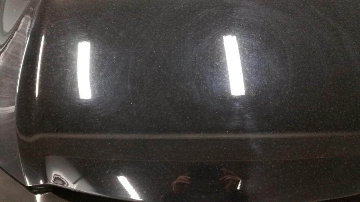 ホンダ/ヴェゼル ボディの研磨+ガラスコーティング札幌