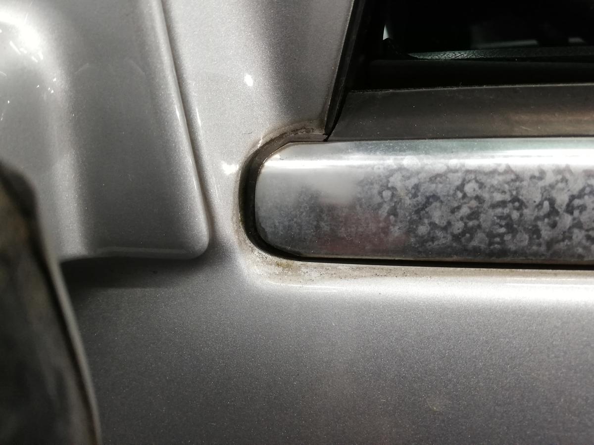 メルセデス・ベンツ/GL550 X164 H19年式 ボディ研磨+樹脂硬化型コーティング【Ω/OMEGA】+アルミモール・ヘッドライト・ホイール・未塗装樹脂パーツコーティング札幌