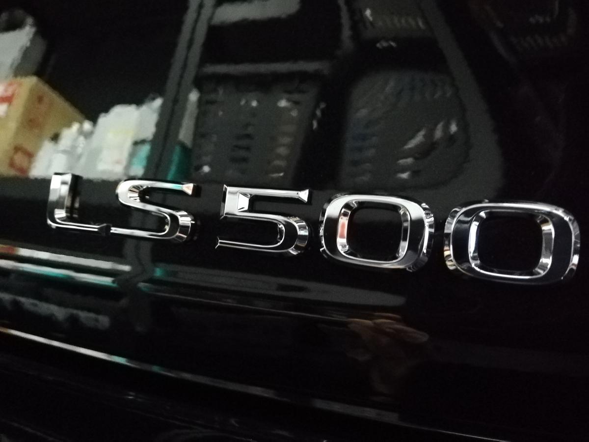 レクサス/LS500S EXECUTIVE ボディ研磨+樹脂硬化型コーティング【Ω /OMEGA】+ヘッドライトコーティング・ウインドウウロコ取りコーティング+ホイールコーティング+レザークリーニング・保湿トリートメント 札幌8