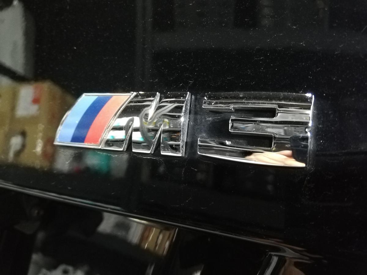 BMW/M3 ボディ研磨+樹脂硬化型コーティング【Ω /OMEGA】 札幌4