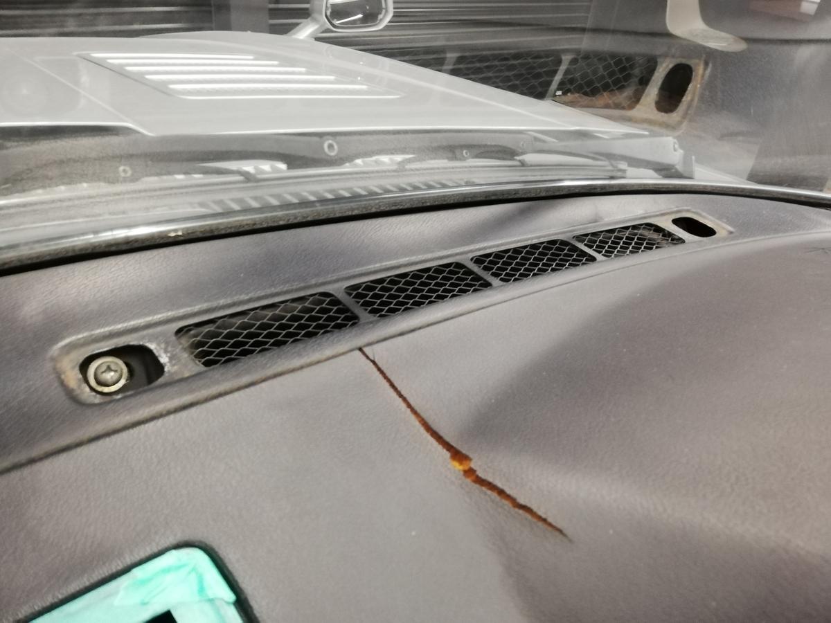 日産/S130型フェアレディ280Z-T Tバールーフ マンハッタンカラー ダッシュボード ひび割れ補修 札幌1